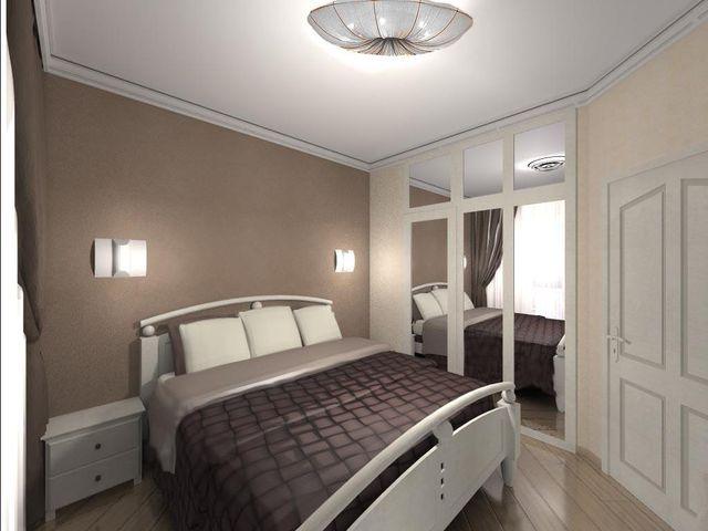 комната размером 11 кв. метров