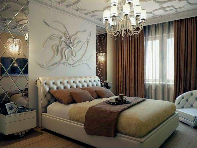 модная комната размером 10 кв. метров