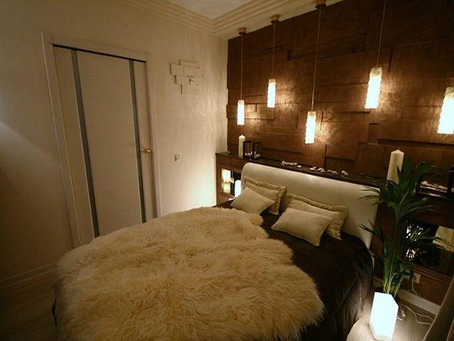 уютная маленькая комната